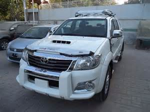 Toyota Vigo Toyota Hilux Vigo Ch G 2012 For Sale In Karachi Pakwheels