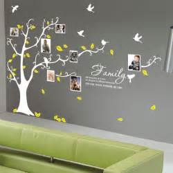 Family tree birds wall quotes wall stickers wall decals from