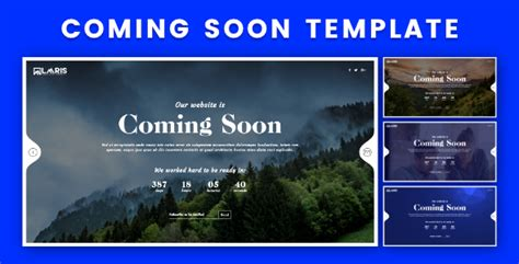 themeforest coming soon coming soon html template by laaris themeforest