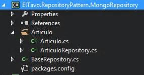repository pattern mongodb c el tavo c asp net mvc wcf y m 225 s patrones