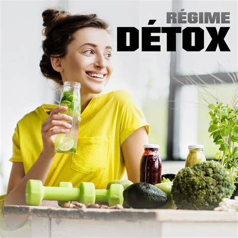 Detox Regime by R 233 Gime D 233 Tox Athletic Nutrition