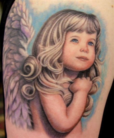 cute angel wings tattoo designs baby ideas and baby designs page 5
