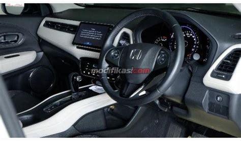Honda Hrv 1 8 Prestige 2016 2016 honda hrv 1 8l prestige two tone