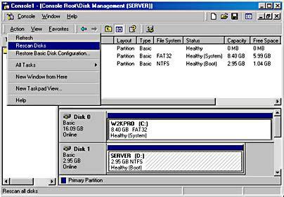 common tasks in gimp 2 8 books lesson 8 common disk management tasks mcse kit