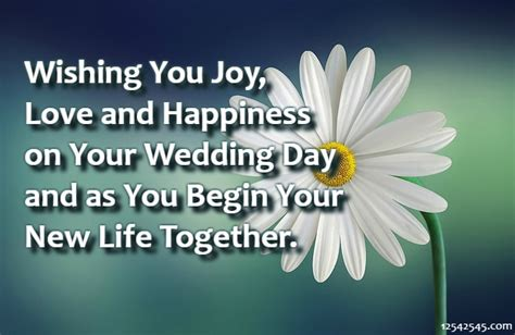 Wedding Congratulation Christian by Christian Wedding Wishes Congratulations Quotes To Both Of