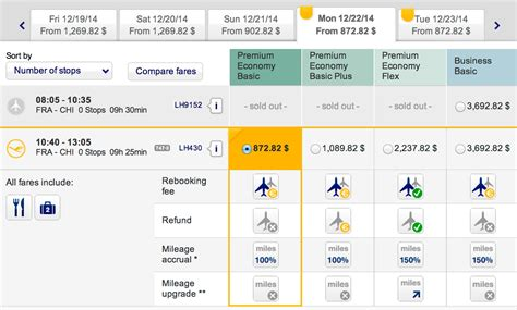lufthansa premium economy update ready for booking seat sale lufthansa flyer