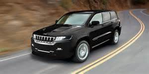 2019 jeep grand wagoneer price specs release date carwow