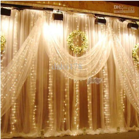 Rideaux Led Mariage by Rideaux Lumineux Led D 233 Coration D 233 Couvrez Tout Le Design