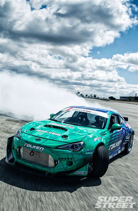 drifting frs brz performance