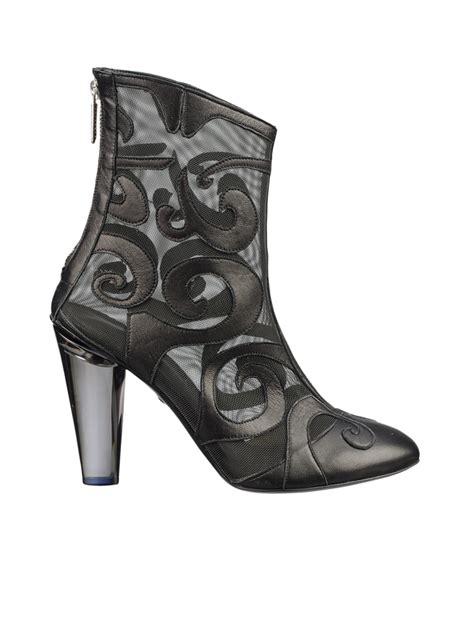 transparent heel boots transparent heel boots 28 images pointed toe