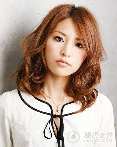 chinese girls haircut and perm videos shoulder length digital perm time for a haircut pinterest