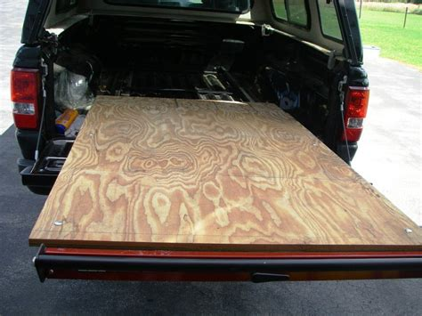 build your own truck bed slide out diy truck bed slide out bing images