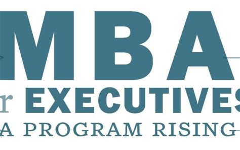 Mba Program Match by Mba For Executives A Program Rising