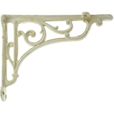 Decorative Wall Shelf Brackets - 8 5 inch decorative shelf bracket in shelf brackets