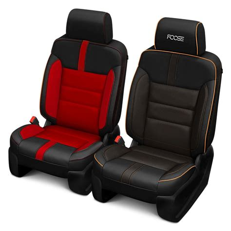 seat upholstery katzkin 174 ford mustang 2014 custom design leather