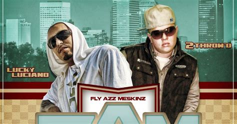 Fam Lucky chicano rap 2throwed lucky luciano fam mixtape