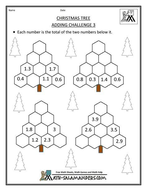 7th grade math challenge worksheets homeshealth info