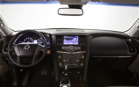 2017 nissan armada platinum interior comparison nissan armada platinum 2017 vs volkswagen