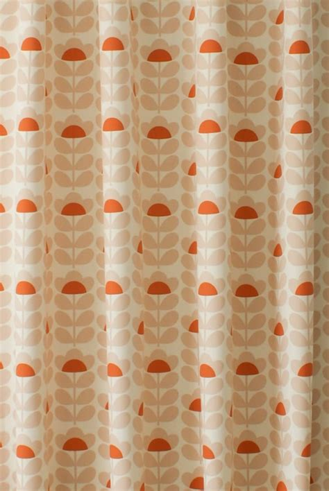 orange curtain fabric uk sweetpea orange curtain fabric