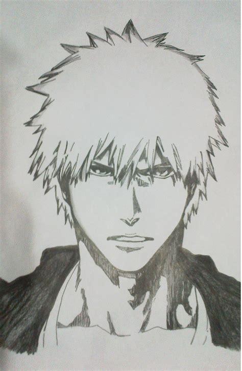 imagenes wallpaper de bleach dibujo ichigo manga bleach taringa