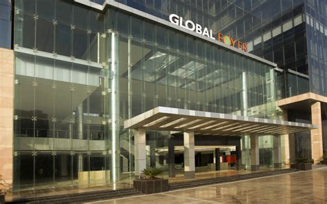 global foyer gurgaon office space in global foyer prithvi estates