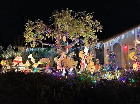 christmas neighborhood lights orange county