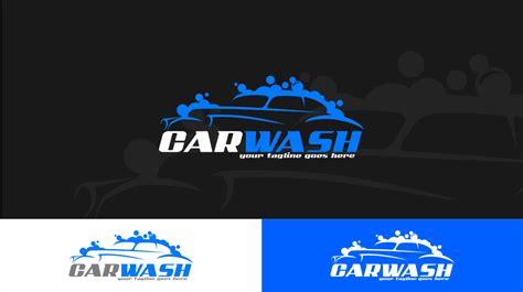Car Wash Logo Template Logos Graphics Auto Detailing Logo Template