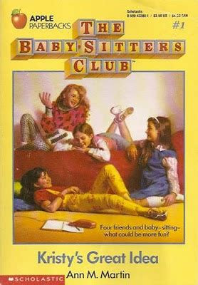 Cover To Cover The Babysitter S Club Is Back Act Your Age