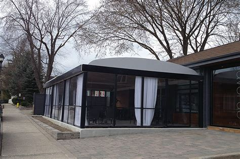 strutture mobili per terrazzi coperture mobili motorizzate coperture telescopiche