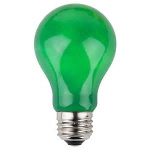 colored light bulbs a19 colored bulbs green opaque yard envy