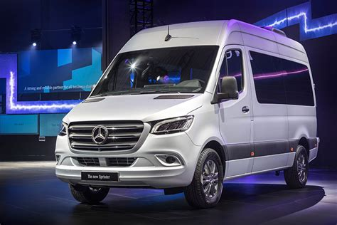 2019 mercedes sprinter u s army launches live test of self driving trucks