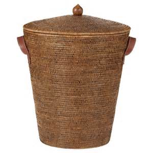 Pier One Wicker Bedroom Furniture levant rattan laundry basket oka