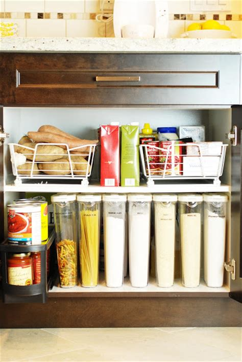 kitchen cabinet organization the household organization diet getting started on the