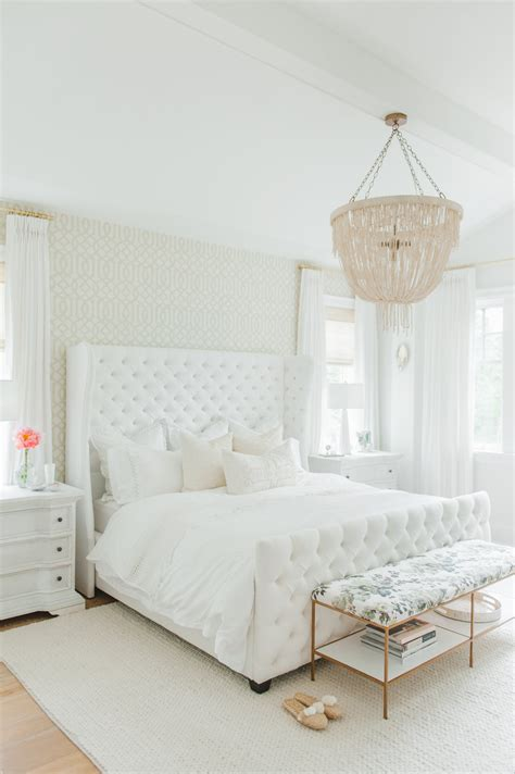 Bedroom With by Our Bedroom Reveal Monika Hibbs