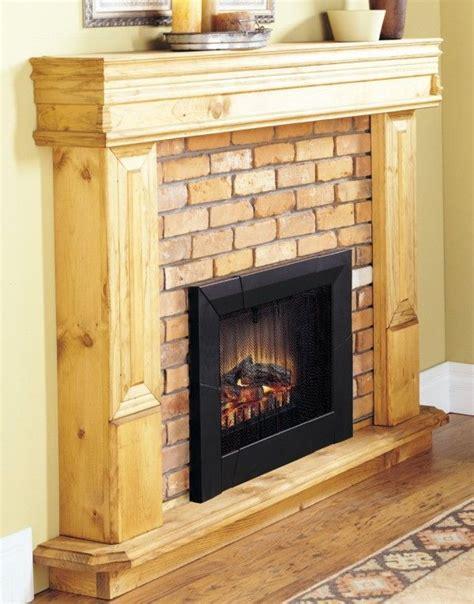 Image result for brick veneer fireplace surround