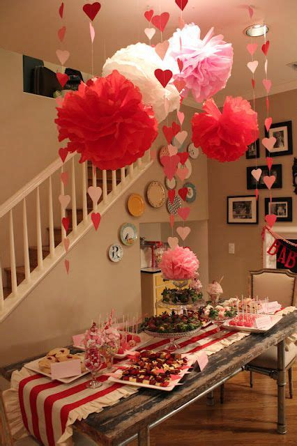 valentines themed s day baby shower theme planning