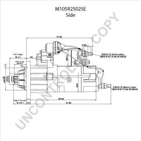 delco starter solenoid wiring diagram 37 wiring diagram