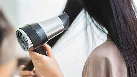 Hair Dryer Or Bad the one hair product that s actually damaging your hair