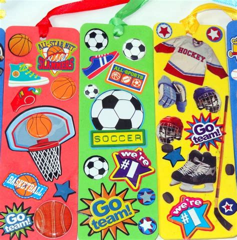 printable bookmarks sports related keywords suggestions for sports bookmarks