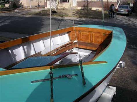 craigslist traverse city pontoon boats wooden lightning sailboat restoration boat engines for