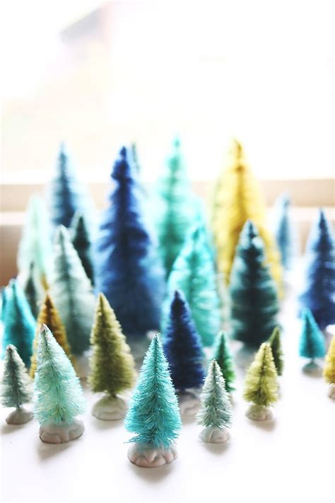melbourne and 60cm bottle brush christmas tree fancy and inventive diy decorations for a merry