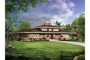 frank lloyd wright prairie style house plans eplans prairie house plan stylish prairie home 2626