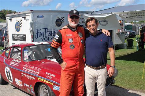 jim perry motors p and b motorsports vintage volvo racing