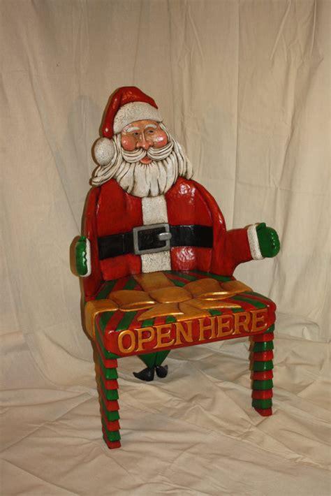 santa chairs seating  father christmas