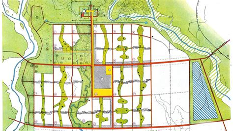 layout and land use of chandigarh greenway definition landscape architects laa
