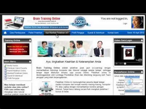 cara membuat website jual pulsa online cara mudah belajar membuat website dan toko online youtube
