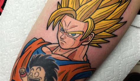 dbz tattoos tattoo collections