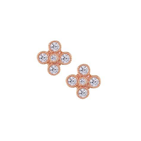 Retro Earring retro gold earrings road jewellery