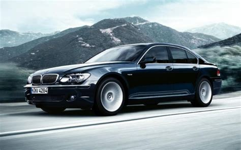how does cars work 2008 bmw 7 series electronic throttle control the top five bmw 7 series cars of the last decade