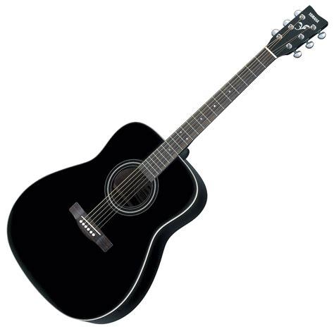 yamaha f370 acoustic guitar black dv247